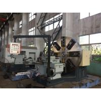 Quality Metal Turning CNC Facing In Lathe Machine With Medium Plate ISO Certification for sale