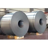 China SPCC Cold Rolled Galvanized Steel Coil Regular Spangle 0.3mm Thickness on sale