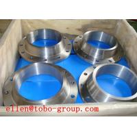 Quality TOBOGROUP C207 class B class D ASTM A694 F42 steel-ring flanges for sale