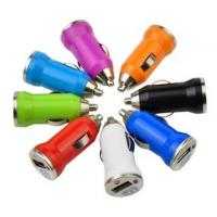 Buy 5V 2.1A Automatic Car Charger Double Output For Tablets , DC12-24Vdc at wholesale prices