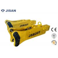 Quality CE Certified Hydraulic Hammer Breaker 45mm Tool For Sunward Excavator SWE18 for sale