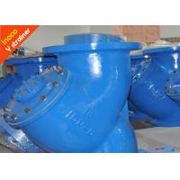 China BOCIN Medium Flow Rate Carbon Steel Y Strainer Filter For Liquid Filtration CE ISO on sale
