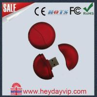 Buy Round 16GB Custom USB Thumb Drive at wholesale prices