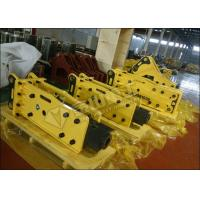 Quality Excavator Mounted Vibro Hammer MSB Breaker For XUWA XCG210 220 230 240 for sale