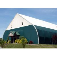 TFS Tennis Court Aluminum Frame Clear Span Tent Marquee , Clear Span Buildings Structures for sale