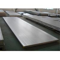 China Hot Dipped Galvanised Stainless Steel Metal Sheet Passivated Finishing on sale