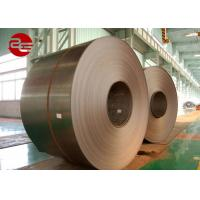 China Red / Green / Orange Cold Rolled Steel With Zinc Coating Thickness 0.12mm - 2mm on sale