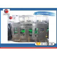 Quality Washing Filling and Sealing 3 in 1 Monoblock Drink Water Filling Machine for Pet Bottle for sale