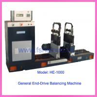 China End-Drive Horizontal Dynamic Balance Machine|Belt-Drive Horizontal Dynamic Balance Machine(HBE-1000) for sale