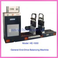 End-Drive Horizontal Dynamic Balance Machine|Belt-Drive Horizontal Dynamic Balance Machine(HBE-1000) for sale