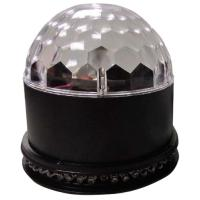 Quality DSL13086 LED Sun Magic Ball Effect Light 15Watt With White / Black Shell for sale