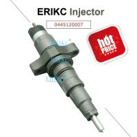 Quality ERIKC Bosch fuel injector assembly 0445120007 mechnical hole type injector 0 445 120 007 low price injector 0445 120 007 for sale