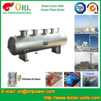 TUV Standard Power Station Boiler Mud Drum Boiler Unit With Heat Pump