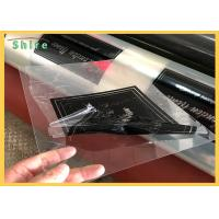 Quality Transparent PE Protection Film For PET Film / PET Film Protection Film for sale