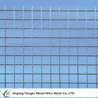 Buy cheap Stainless Steel 304 Welded Wire Mesh  1