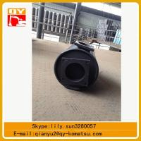 Quality D65EX-12 loader spare parts , 6D125-1engine parts muffler from china supplier for sale