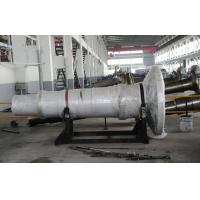Quality 34CrNiMo6 Forged Steel Shaft / EN10228 Class D Standard 1.5MW Wind Power Spindle for sale