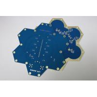 Buy cheap Double Side Rogers4350B ENIG Circuit Board 2 Layer PCB For Splitter from wholesalers