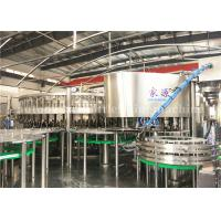 Quality Carbonated Beverage Drink Making Csd Filling Line Soda Water Bottling Machine for sale