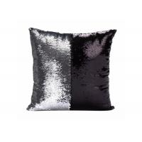 Buy China Suppliers High Quality Guarantee Decorative Cushions Sequin Pillow Walmart at wholesale prices