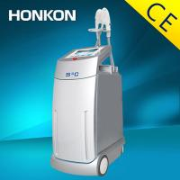 Quality IPL beauty equipment for vascular lesions and acne removal, 2.64MHZ rf frequency for sale