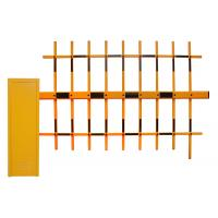 Quality Outdoor Intelligent Traffic Barrier Gate For Vehicle Control System for sale