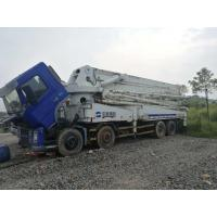 Quality 47M Refurbished Used Concrete Pump Truck 8*4 Drive Mode 2007 Year Made for sale