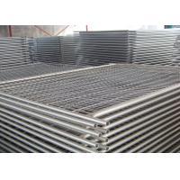 Quality Light Pool Construction Temporary Security Fencing Strong And Robust Design for sale