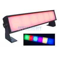 Quality No Flickering  LED Stage Wash Lights With 120 Degree Beam Angle for sale