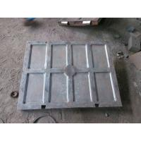 Quality Jaw Plate Ni Hard Liners for Law Crushers Hardness More Than HRC54 for sale