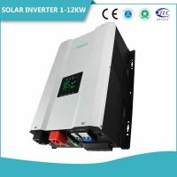 Quality 1 - 8KW Low Self - Consumption Solar Power Inverter With RS232 Communication for sale