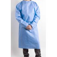Spunlace surgical gown--89835 for sale