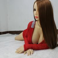 Quality Full Body Silicone Love Doll Metal Skeleton 165cm Realistic Sex Dolls Sex Toys For Men for sale