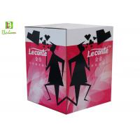 Quality Cartoon Square Cardboard Display Packaging Graphics Printed For Chocolates for sale