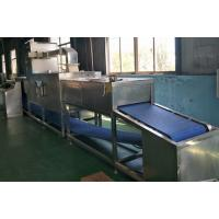 Quality Continuous Tunnel Type Food Thawing Machine 25 - 100KW Power JY-100KWSP for sale