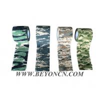 Quality Camo Cohesive Bandage Custom Printed Bandages Self Adhesive for Camping for sale