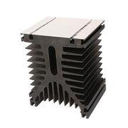 Quality Heat Sinks For Electric Product / Extruded Aluminum Heatsink Powder Coating for sale
