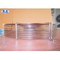 Quality Wire Mesh Case Fan Grill Stainless Steel Exhaust Cover 4-20 CM Diameter for sale