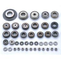 China 60 / 1500 Snap Ring Groove of Deep Groove Ball Bearings with Solid Oil on sale