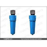 Quality Automatic drain Compressed Air Filters Housing / High pressure gas filter for sale