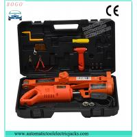 3 tons electric lift jack and impact torque wrench with 12-45cm lifting height
