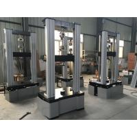China Wire Cable Paper Mechanical Testing Equipment With Ball Screw Drive on sale