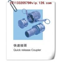 Quality China Quick Release Coupler Manufacturer for sale