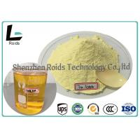 Quality Tren A Bulking Cycle Tren Anabolic Steroid Trenbolone AcetateYellow Powder Revalor-H for sale
