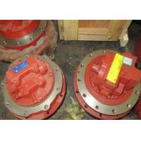 Quality Red Final Drive Assembly TM07VC-01 Hyundai R60-7 Excavator Genuine Motor for sale