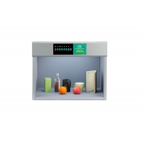 Quality B6006 Metal color assessment cabinet with D65/TL84/TL83/CWF/UV/F color light box used in plastic,ink,comestic,printing for sale