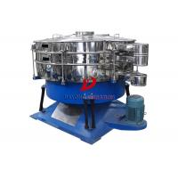 Quality Auto Cleaning Tumbler Screener Separator Starch Dedicated Gravity Separator for sale
