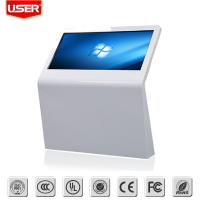 Quality Anti - Sunlight Interactive Digital Signage High Transparency With 500GB Hard Disk for sale