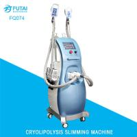Quality FQ074  3 IN 1 Cavitation RF Lipo Laser Cryo / Slim Freezer Weight Loss Machine/ Cryolipolysis Machine for sale