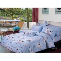Quality Children Bedding Sets Reactive Printed / Christmas Gift , Cute Dog Design for sale